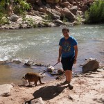 Exploring Zion National Park with Lyric